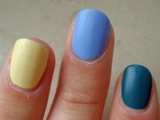 essence nail art satin matt top coat - Farbe: 26 matt about you!