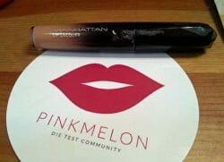 Produktbild zu MANHATTAN Lip Lacquer – Farbe: 70A Nude Kiss