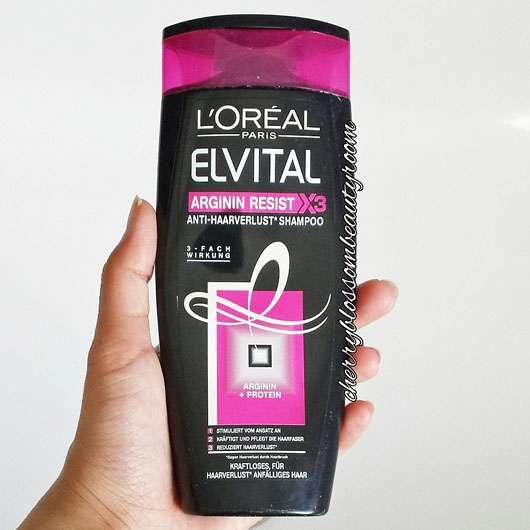 <strong>L'ORÉAL PARiS Elvital</strong> Arginin Resist X3 Anti-Haarverlust* Shampoo