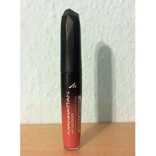 MANHATTAN Lip Lacquer Matt Effect, Farbe: 200 Satin Rose