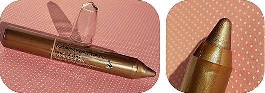 MANHATTAN Endless Stay Eyeshadow Pen, Farbe: 030 On Taupe