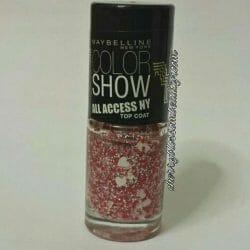 Produktbild zu Maybelline New York Colorshow All Access NY Kollektion Nagellack – Farbe: 424 NY Lover (LE)