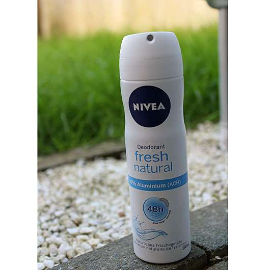 NIVEA fresh natural 48h Deodorant Spray