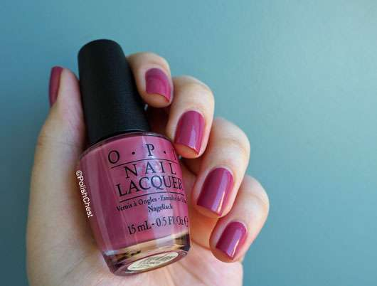 <strong>OPI</strong> Nail Lacquer - Farbe: Just Lanai-ing Around (LE)