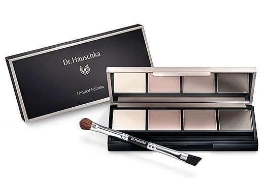 Limited Edition Eyeshadowpalette von Dr. Hauschka