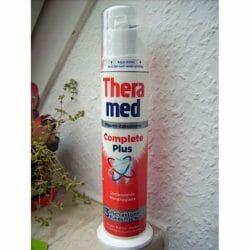 Produktbild zu Theramed Complete Plus Fluorid-Zahncreme