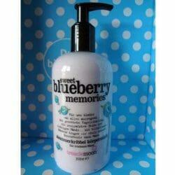 Produktbild zu treaclemoon sweet blueberry memories abendteuerkribbel körpermilch