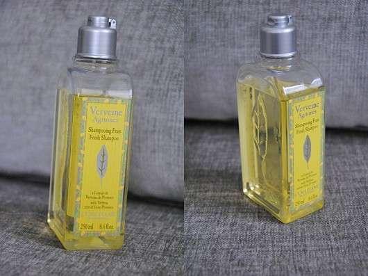 L'Occitane Sommer-Verbene Fresh Shampoo (LE)