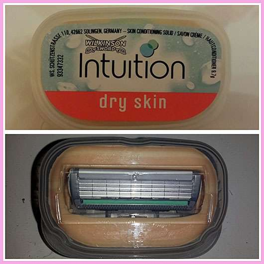 Wilkinson Sword Intuition Variety Edition