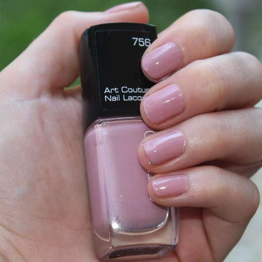ARTDECO Art Couture Nail Lacquer, Farbe: 756 Couture Azalea