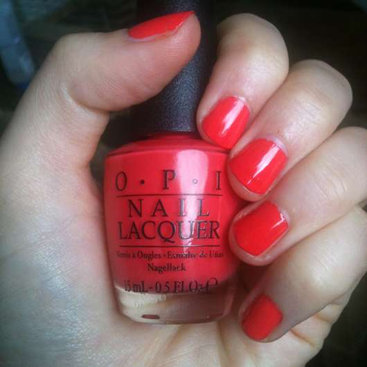 <strong>OPI</strong> Nail Lacquer - Farbe: Aloha from OPI (LE)