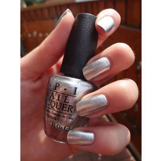 OPI Nail Lacquer, Farbe: Turn On The Haute Light (LE)