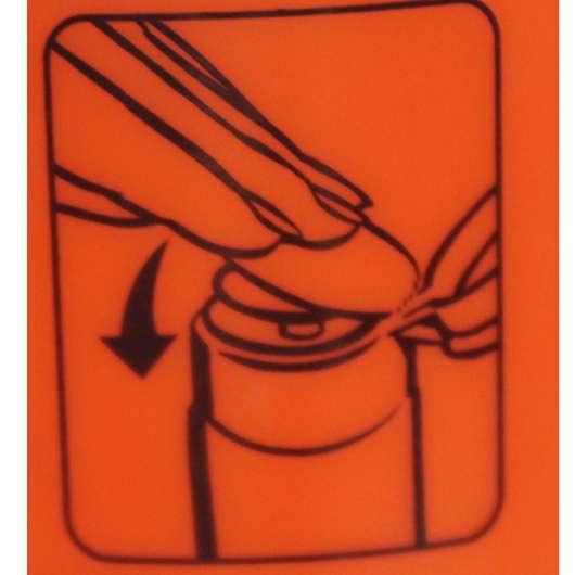 p2 Soft Nail Polish Remover (acetonfrei)