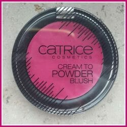 Produktbild zu Catrice Cream to Powder Blush – Farbe: C01 Pure Pink (LE)