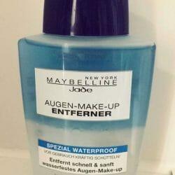 Produktbild zu Maybelline New York Augen-Make-Up Entferner