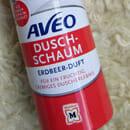 Aveo Duschschaum Erdbeer-Duft