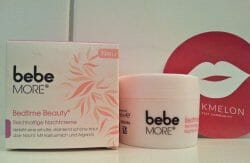 Produktbild zu bebe® More Bedtime Beauty – Reichhaltige Nachtcreme