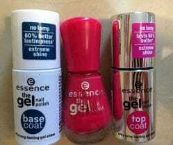 Produktbild zu essence the gel nail polish – Farbe: 11 4ever young