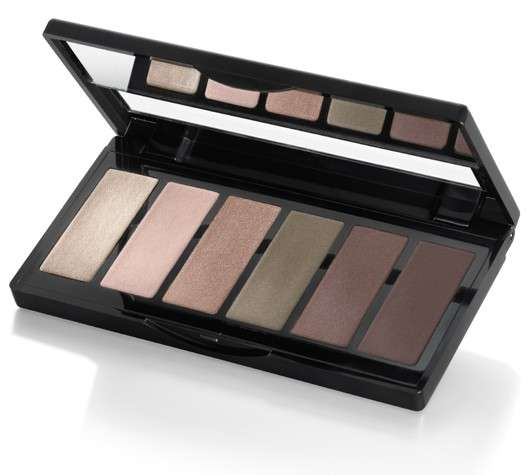 Isadora; Eyes; Eyeshadow; 1224EyeColorBar; 63AutumnLeaves; 1224 Eye Color Bar 63 Autumn Leaves; 7317851224633; Brown; Nude; Green