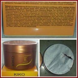Produktbild zu KIKO Tan Intensifier SPF 6