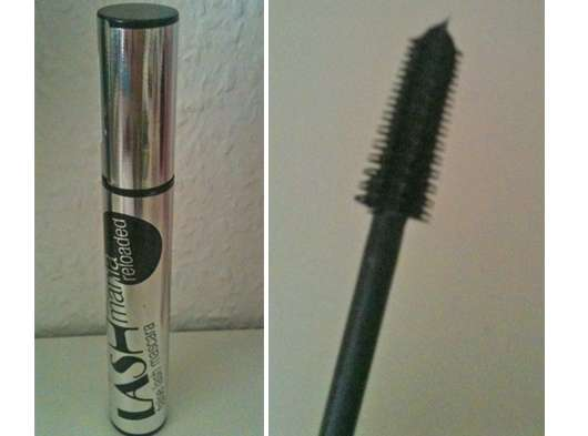 essence lash mania reloaded mascara, Farbe: black