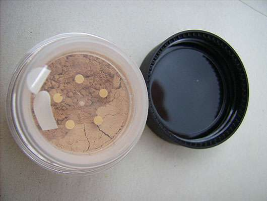 Lily Lolo Mineral Foundation SPF 15, Farbe: In the Buff