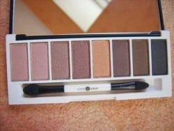 Produktbild zu Lily Lolo Laid Bare Eye Palette (LE)