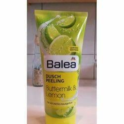 Produktbild zu Balea Duschpeeling Buttermilk & Lemon (LE)