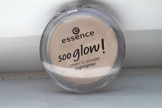essence soo glow! cream to powder highlighter, Farbe: 010 look on the bright side