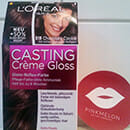 L'Oréal Paris Casting Crème Gloss Glanz-Reflex-Farbe, Farbe: 515 Chocolate Cookie