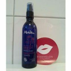 Produktbild zu Melvita Bourbon-Geranie Blütenwasser