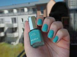 Produktbild zu abalico Nail Polish – Farbe: Mint