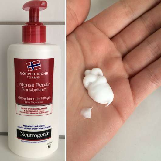 <strong>Neutrogena Norwegische Formel</strong> Intense Repair Bodybalsam