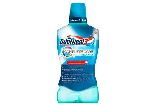 Odol-med3® Complete Care Fresh Mint Mundspülung