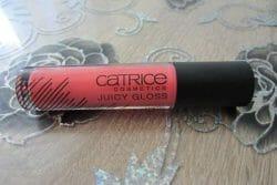 Produktbild zu Catrice Juicy Gloss – Farbe: C03 Orange Obsession (LE)
