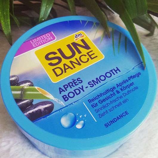 SUNDANCE Après Body-Smooth (LE)