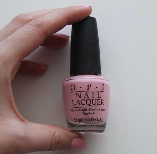 OPI Nail Lacquer, Farbe: Suzi Shops & Island Hops (LE)