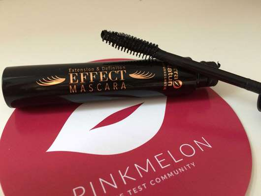 Terra Naturi Effect Mascara (Extension & Definition), Farbe: 01 black