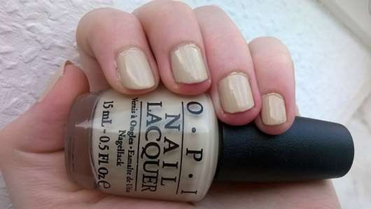 <strong>OPI</strong> Nail Lacquer - Farbe: You're so Vain-illa (LE)