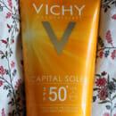 VICHY IDEAL SOLEIL Sonnenschutz-Milch LSF 50+ für Gesicht und Körper