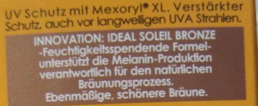 VICHY IDÉAL SOLEIL Bronze Gel-Fluid LSF 50