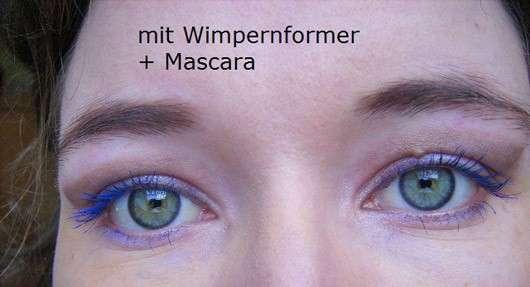 mit Mascara + Misslyn eyelash curler (LE)