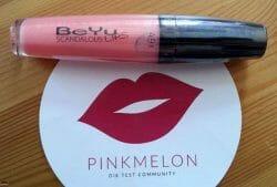 Produktbild zu BeYu Scandalous Lips – Farbe: 49 Golden Rose (LE)