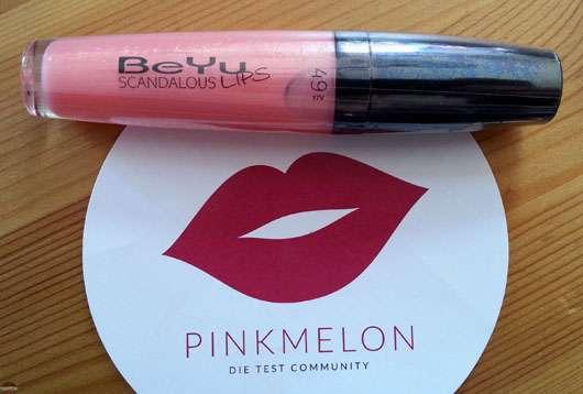 BeYu Scandalous Lips, Farbe: 49 Golden Rose