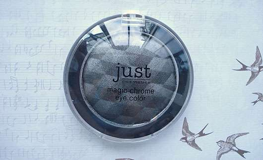 just cosmetics magic chrome eye color, Farbe: 010 positive tension