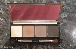 Produktbild zu Dr. Hauschka Eyeshadowpalette Limited Edition