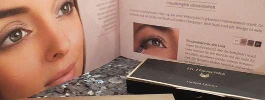Dr. Hauschka Eyeshadowpalette Limited Edition