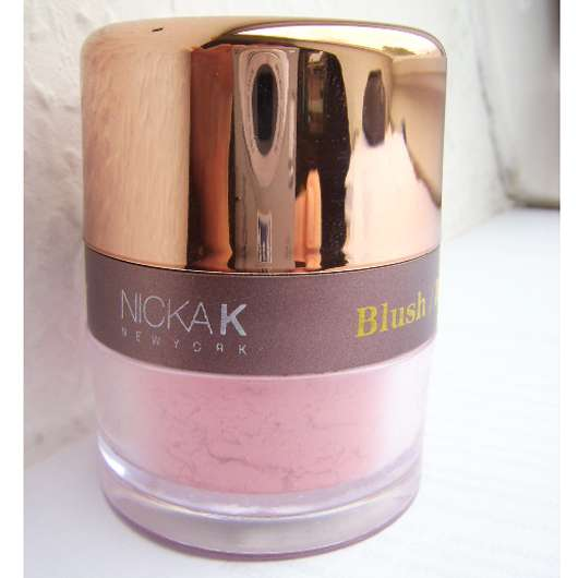 NickaK Colorluxe Powder Blush, Farbe: Romantic