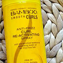 Alterna Bamboo Smooth Curls Anti-Frizz Curls Re-Activating Spray