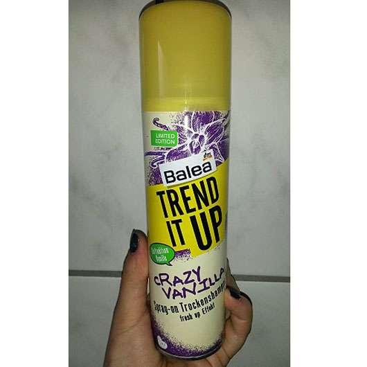 Balea Trend it Up Trockenshampoo Crazy Vanilla (LE)